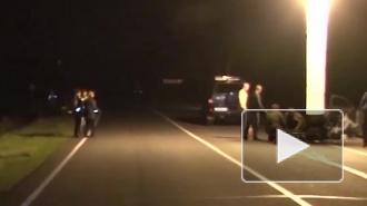 В Курской области пьяный водитель застрелил инспектора ДПС