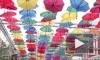 """""""Аллея парящих зонтиков"""" в Соляном переулке порадует пешеходов и огорчит водителей"""