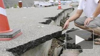В Японии у Фукусимы произошло новое землетрясение
