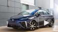 Стартовали продажи Toyota Mirai - первого в мире серийно...