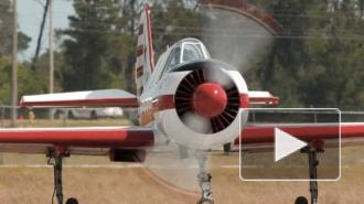 При падении самолета Як-52 в Подмосковье погибли два человека