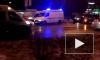 Появилось видео столкновения BMW и Lexus на Волгоградском проспекте