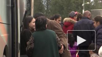Российские миротворцы сопроводили еще 1,4 тысяч беженцев в Степанакерт
