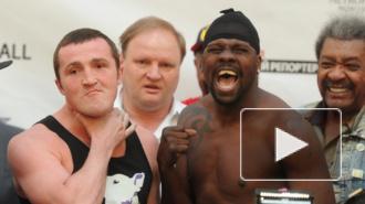 Лебедев и Джонс выйдут на ринг в апреле в Москве