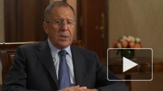 Сергей Лавров прокомментировал встречу с Дональдом Трампом