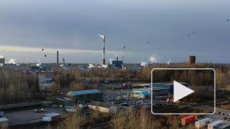 Видео: в Светогорске меняют теплотрассы