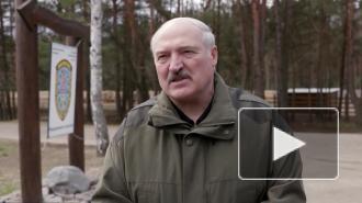 """Лукашенко заявил, что организатор покушения на него """"ответит на всю катушку"""""""