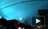 Небо над Нью-Йорком раскрасилось сине-зелеными переливами из-за взрыва трансформатора