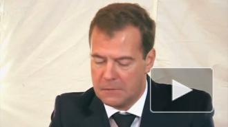 Медведев лично проконтролирует расследование авиакатастрофы Як-42