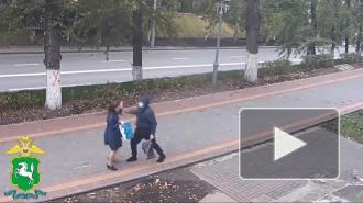 Полиция почти год ищет мужчину, ударившего прохожую кирпичом в Томске