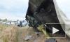 В Омске на дороге перевернулся танк, водитель заплатит штраф 500 рублей