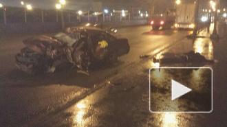 ДТП в Санкт-Петербурге: полицейский убил человека, нарушив ПДД, смертельное столкновение на Дунайском