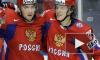 Александр Овечкин забросил первую шайбу на Чемпионате Мира с передачи Семина
