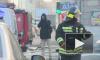 Возгорание поролоновых губок для мытья посуды на проспекте Обуховской обороны в Петербурге локализовано