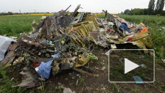 Новости Украины: голландцы не могут вывезти обломки с места падения Боинг 777