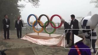 В Токио запустили обратный отсчет 100 дней до летней Олимпиады