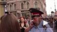 Флешмобер, задержанный на Невском, ждет суда