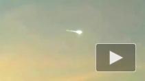Челябинский метеорит атаковал пассажирский самолет