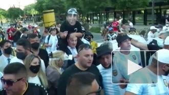 В Аргентине протестующие требуют расследовать смерть Марадоны