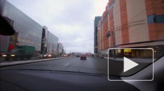 Масштабное ДТП в Петербурге: разбито 17 машин, виновник погиб