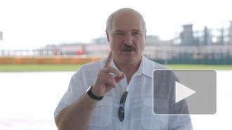 """Лукашенко озвучил сценарий по """"уничтожению Белоруссии"""""""