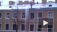 За гибель человека от сосули ответит владелец балкона