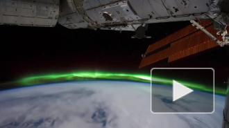 Орбиту МКС увеличили до 414 километров
