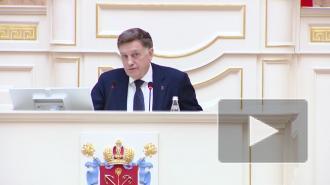 Спикер ЗакСа пригрозил Смольному расследованием о строительстве апарт-отеля на Левашовском