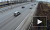 На развязке КАД с Пулковским шоссе закроют две полосы с 3 августа