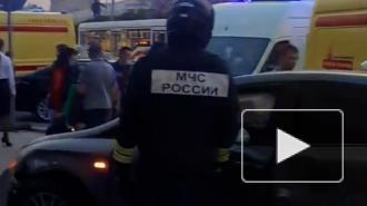 В Екатеринбурге машина въехала в толпу пешеходов