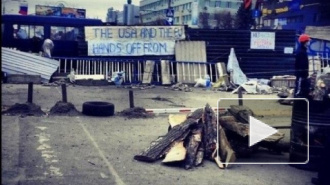 Последние новости Украины 23.05.2014: в Лисичанске жители остались без водоснабжения из-за взрыва водонапорной башни, а вооруженные захватили 4 шахты
