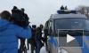 Полиция Петербурга разогнала игравших в снежки на Марсовом поле. Блогосфера негодует