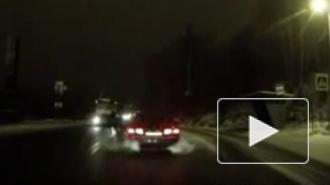 ДТП в Санкт-Петербурге: на Маршала Жукова столкнулись лимузин, такси и троллейбус, фура сбила женщину за городом