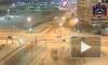Видео: Mercedes на скорости влетел в Hyundai в Красноярске