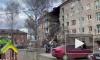 В Орехово-Зуево обрушился подъезд жилого дома