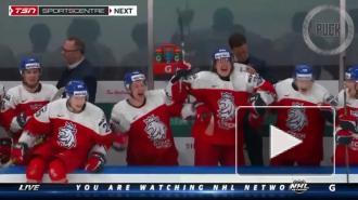 Сборная России проиграла команде Чехии в матче хоккейного МЧМ