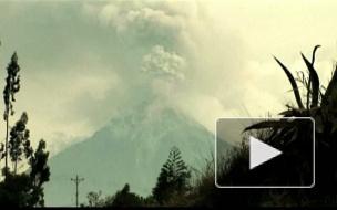 Пар и пепел. В Эквадоре проснулась «Огненная глотка»