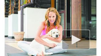 Новости о Жанне Фриске, 14 марта: собака сестры Фриске родила восьмерых щенят, их можно купить