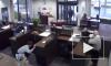 Видео из США: Реакция банковского охранника восхитила интернет