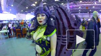 На AVA Expo 2014  весело балагурили персонажи фэнтези