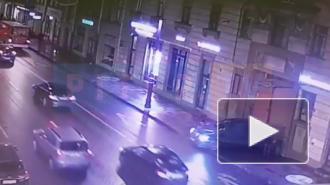 Автомобиль сбил девятилетнюю девочку на Петроградке