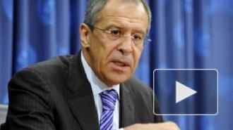 """Лавров назвал """"возмутительной акцией"""" кражу голосов Гариповой"""