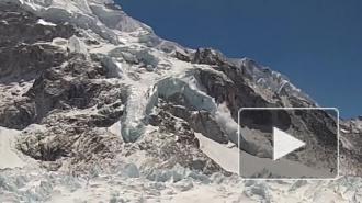 На Эльбрусе спасли альпиниста Олега Салазкина, упавшего в расщелину
