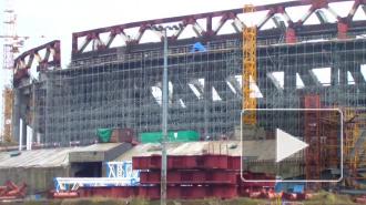 """На новом стадионе """"Зенита"""" хотят сэкономить 10 млрд рублей"""