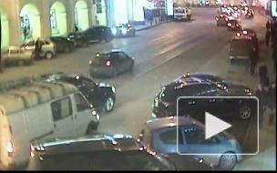 ДТП на Садовой улице