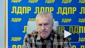 Жириновский предложил открыть в России публичные дома для молодежи