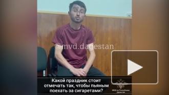 В Дагестане местные жители пытались отбить задержанного у полиции