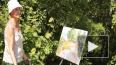 Пленэр-фестиваль в Выборгском районе: как это было