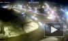 Видео: легковушка протаранила Скорую помощь в Челябинске