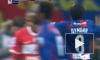 Трое полицейских пострадали в стычке футбольных фанатов